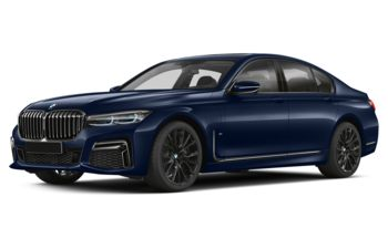 2020 BMW 745Le - Tanzanite Blue Metallic