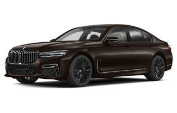 2020 BMW 745Le - Almandine Brown Metallic