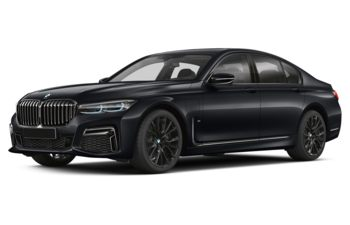 2020 BMW 745Le - Azurite Black Metallic