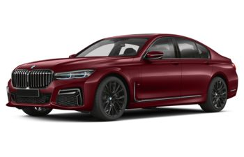 2020 BMW 745Le - Aventurine Red II Metallic
