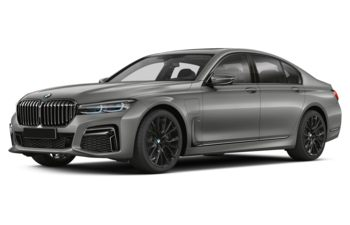 2020 BMW 745Le - Frozen Dark Grey