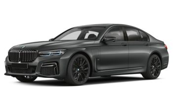2020 BMW 745Le - Frozen Dark Brown