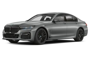 2020 BMW 745Le - Frozen Arctic Grey