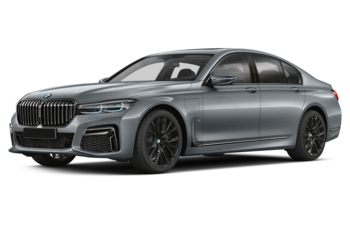 2020 BMW 745Le - Pure Metal Silver