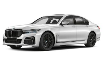 2020 BMW 745Le - Brilliant White Metallic
