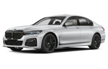 2020 BMW 745Le - Frozen Silver Metallic