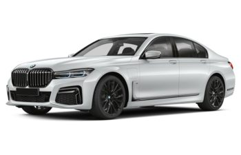 2020 BMW 745Le - Frozen Brilliant White