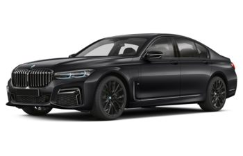 2020 BMW 745Le - Frozen Black