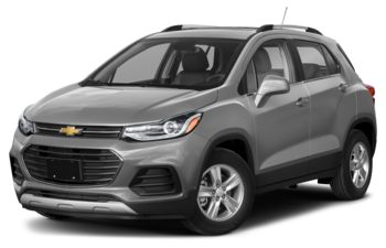 2020 Chevrolet Trax - Silver Ice Metallic