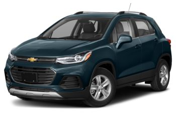 2020 Chevrolet Trax - Pacific Blue Metallic