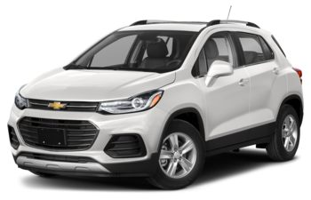 2021 Chevrolet Trax - Summit White