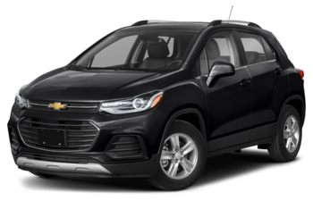 2021 Chevrolet Trax - Mosaic Black Metallic