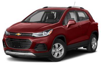 2020 Chevrolet Trax - Cajun Red Tintcoat