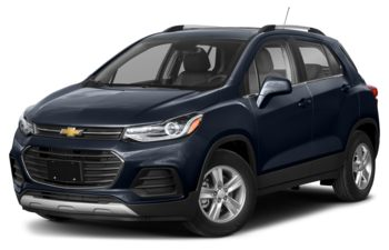2021 Chevrolet Trax - Midnight Blue Metallic