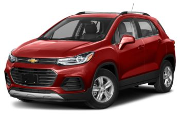 2021 Chevrolet Trax - Crimson Metallic