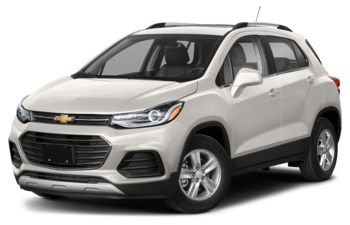 2021 Chevrolet Trax - Iridescent Pearl Tricoat