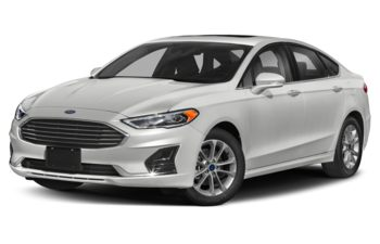2020 Ford Fusion Hybrid - Oxford White