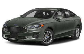 2020 Ford Fusion Hybrid - Magnetic Metallic