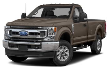 2021 Ford F-350 - Stone Grey Metallic
