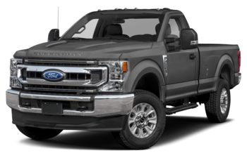 2021 Ford F-350 - Lithium Grey Metallic