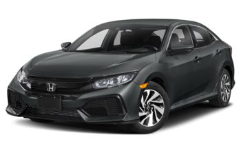 2020 Honda Civic Hatchback - Polished Metal Metallic