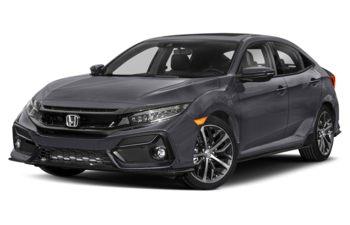 2021 Honda Civic Hatchback - Sonic Grey Pearl