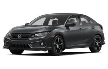 2020 Honda Civic Hatchback - Polished Metal Metallic