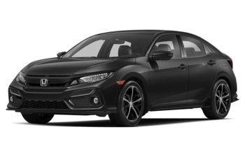 2020 Honda Civic Hatchback - Crystal Black Pearl