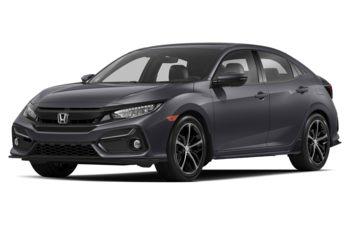 2020 Honda Civic Hatchback - Sonic Grey Pearl
