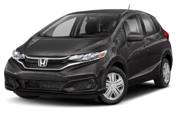 2020 Honda Fit - Modern Steel Metallic