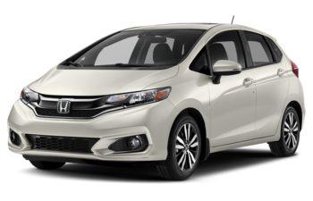 2020 Honda Fit - Platinum White Pearl