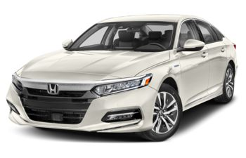 2020 Honda Accord Hybrid - Platinum White Pearl