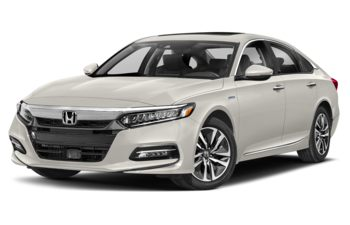 2020 Honda Accord Hybrid - Platinum White Pearl