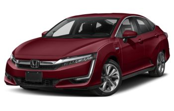 2021 Honda Clarity Plug-In Hybrid - Crimson Red Pearl