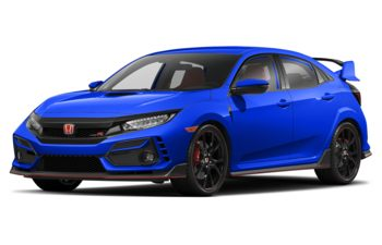 2020 Honda Civic Type R - Boost Blue Pearl
