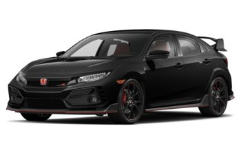 2020 Honda Civic Type R - Crystal Black Pearl