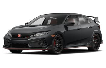 2021 Honda Civic Type R - Polished Metal Metallic