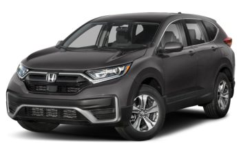 2020 Honda CR-V - Modern Steel Metallic