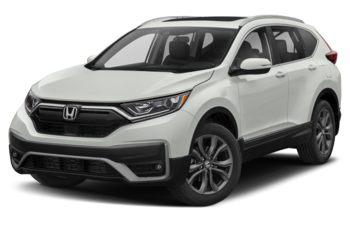 2021 Honda CR-V - Platinum White Pearl