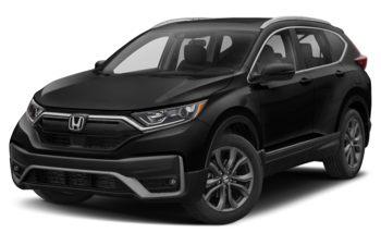 2021 Honda CR-V - Crystal Black Pearl