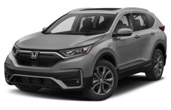 2021 Honda CR-V - Lunar Silver Metallic