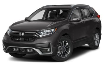 2021 Honda CR-V - Modern Steel Metallic