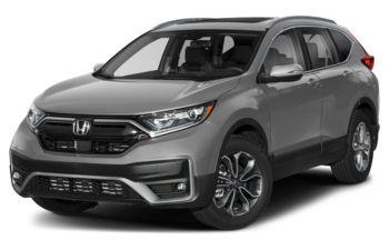 2020 Honda CR-V - Lunar Silver Metallic