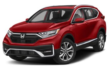 2021 Honda CR-V - Radiant Red Metallic