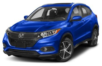 2021 Honda HR-V - Aegean Blue Metallic