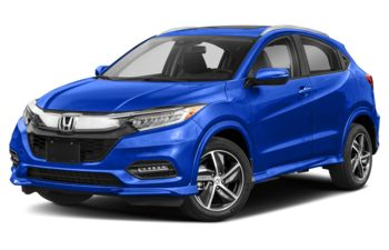 2022 Honda HR-V - Aegean Blue Metallic