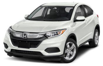 2021 Honda HR-V - Platinum White Pearl
