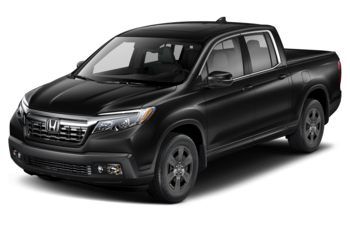 2020 Honda Ridgeline - Crystal Black Pearl