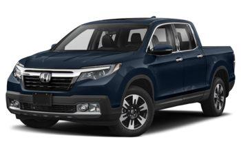 2020 Honda Ridgeline - Obsidian Blue Pearl