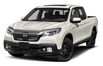2020 Honda Ridgeline - Platinum White Pearl